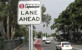 两种不同Bus lane的区别,一分钟就能看懂!